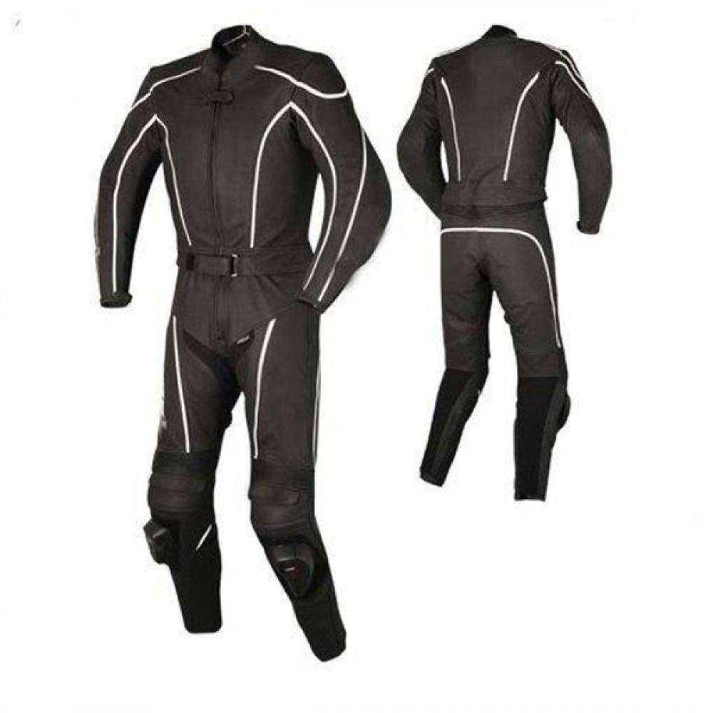 Trendy Fashion Motorbike Racing Leather Suits