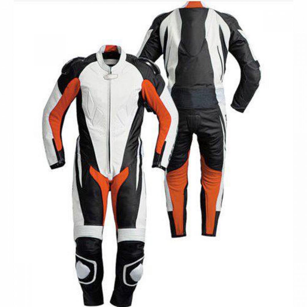 Designer Fashion Racing Motorbike Leather Suits