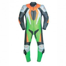Classical Multi Color Motorbike Racing Leather Suits