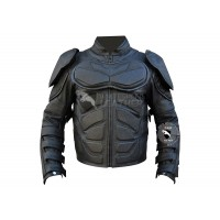 Batman Dark Knight Rises Leather Costume Jacket