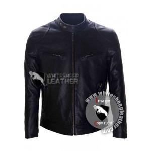 Flash Point Donnie Yen Leather Jacket