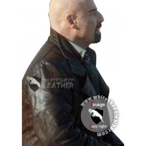 From Paris With Love John Travolta Leather Jacket