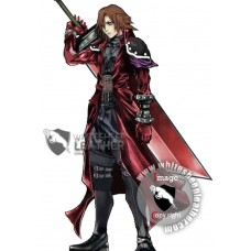 Genesis Rhapsodos Final Fantasy Trench Leather Coat