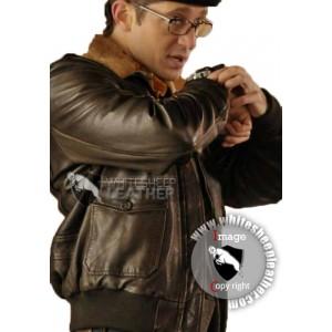 Gregory Marcel Mind Games Leather Jacket