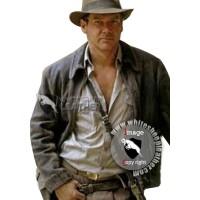 Indiana Jones Leather Jacket (Free shipping)