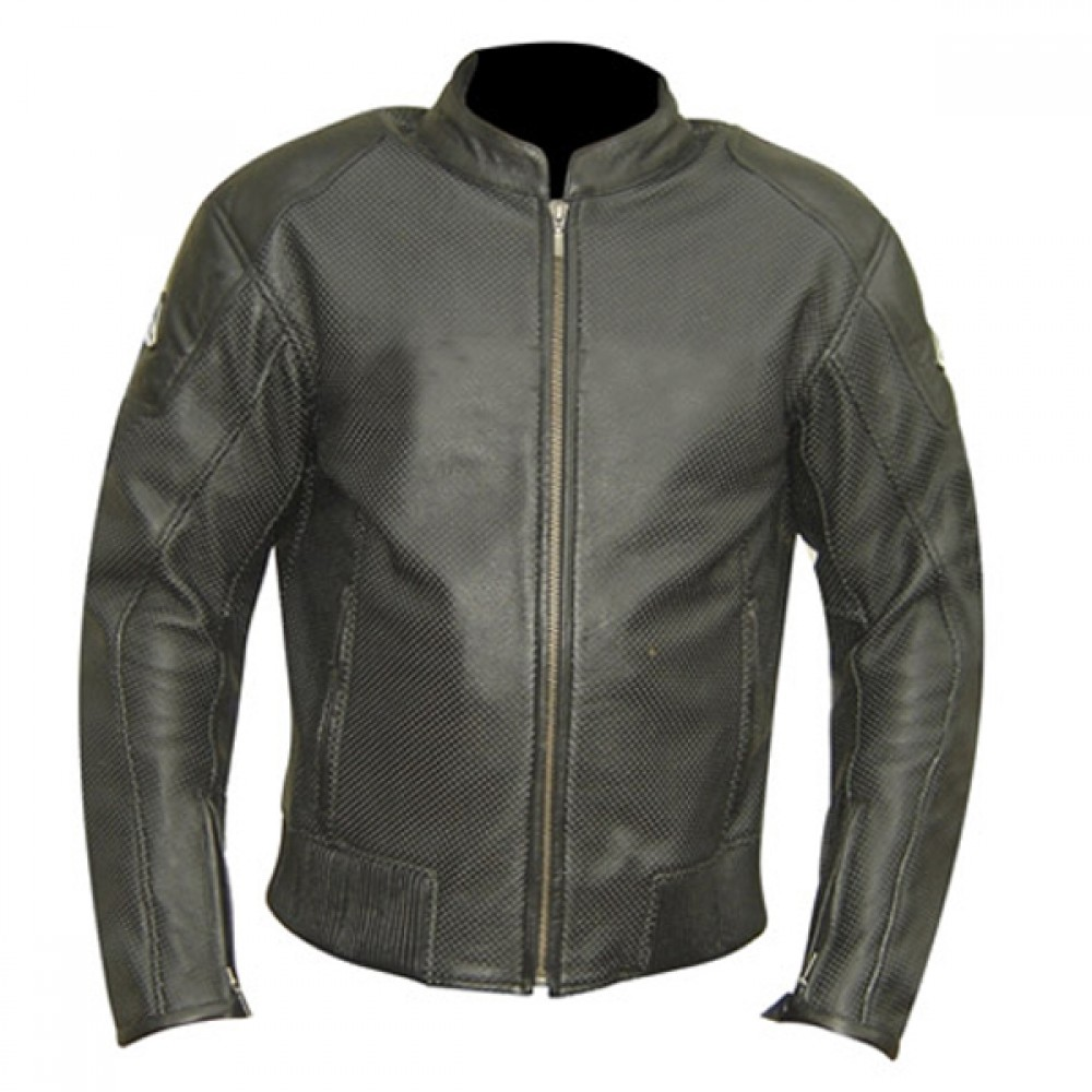 Causal Look Fashion Biker Leather Jacket