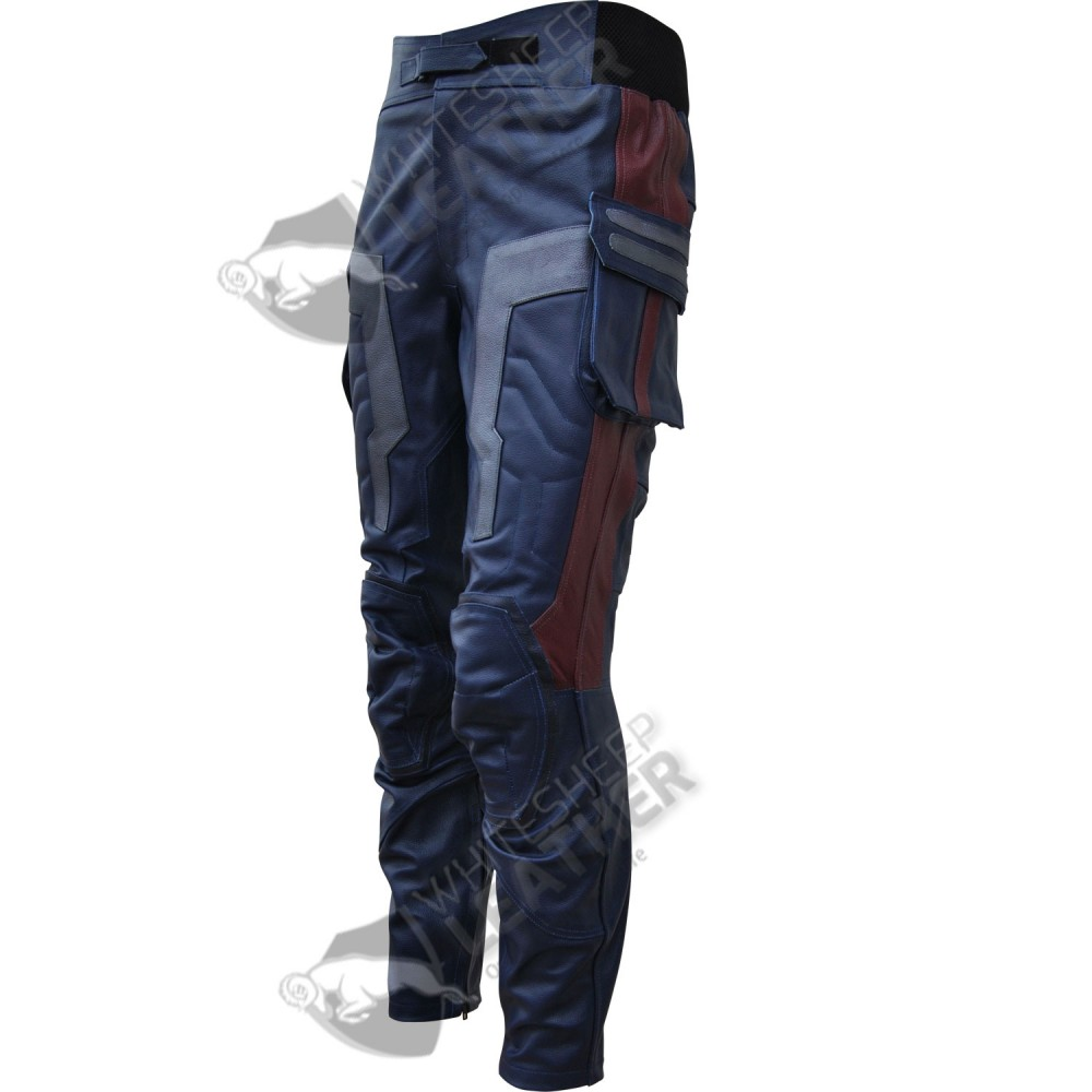 Avengers 2 Age Of Ultron Captain America Costume Pants Side 1000x1000 Jpg
