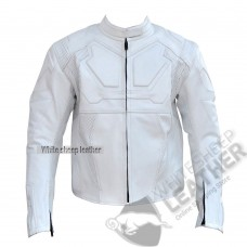Tom Cruise Oblivion Motorcycle Leather Jacket
