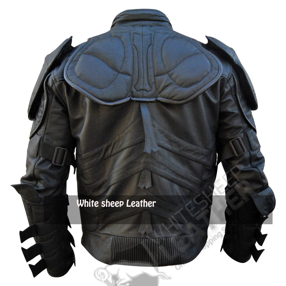 Batman: The Dark Knight Rises Motorcycle Jacket