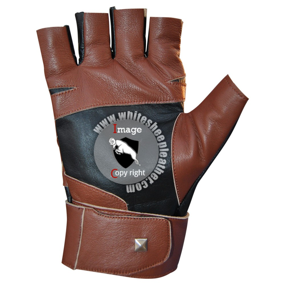 Captain America Civil War Leather Gloves Glove