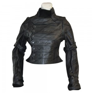 Captain America Bucky Barnes winter soldier costume for Women