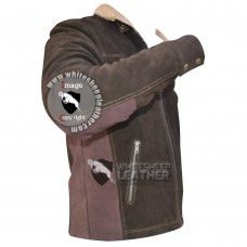 Rick Grimes The Walking Dead Season 5 Leather Jacket