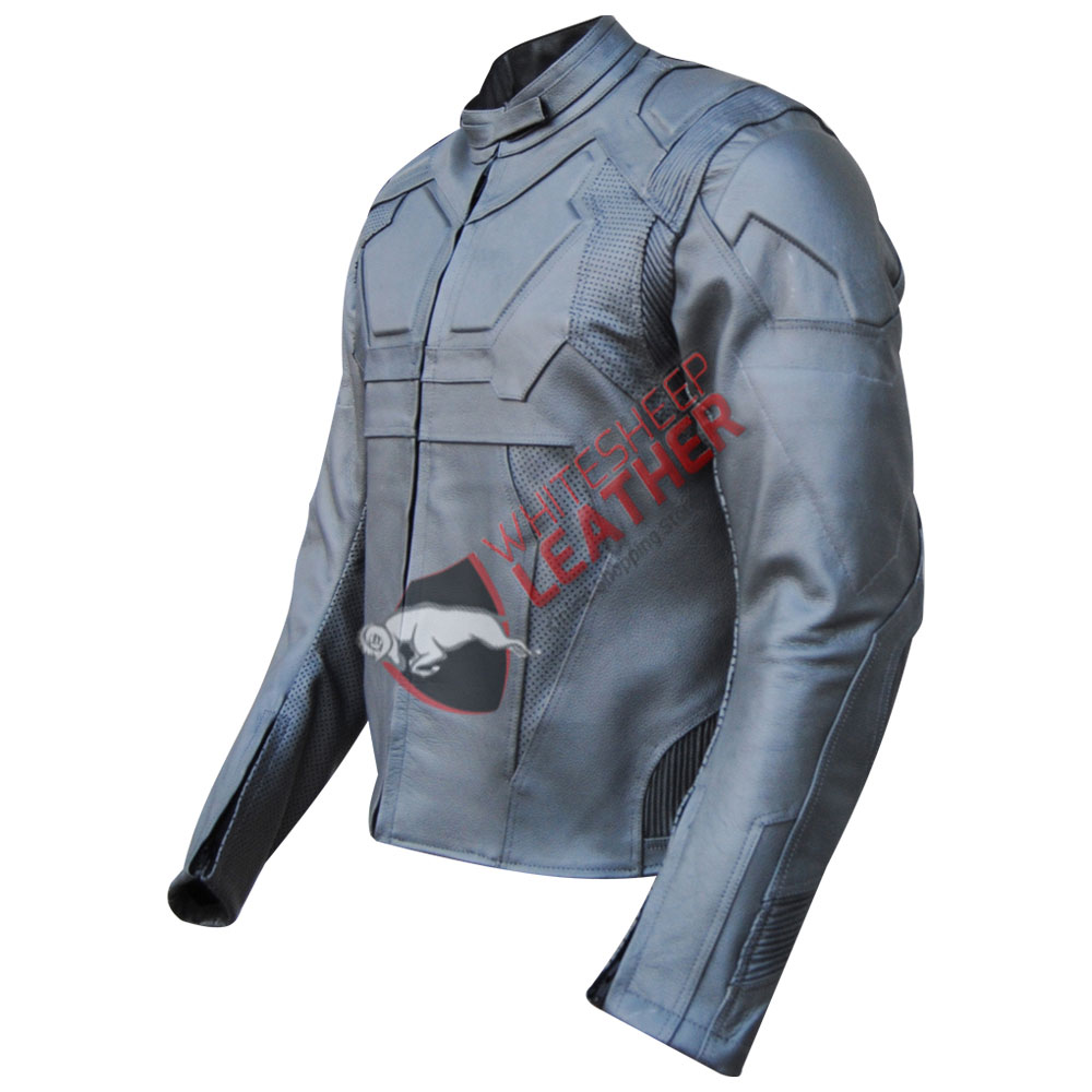 Jack Harper Oblivion Motorcycle Leather Jacket