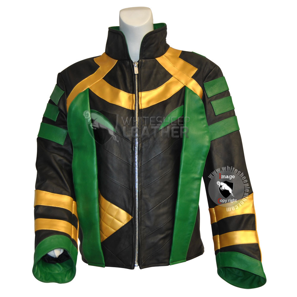 Thor the Dark world Loki costume Jacket for women