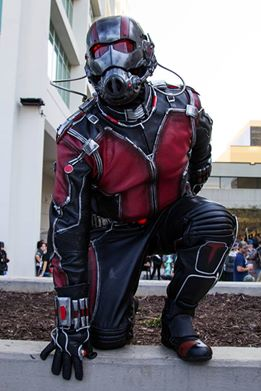 Ant Man leather Suit